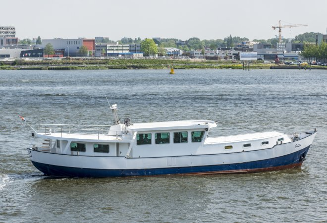 Woonschip Odin 23 M for sale by SchipVeiling