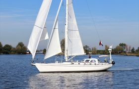 Koopmans 49, Zeiljacht  for sale by SchipVeiling