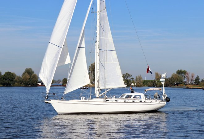 Koopmans 49 for sale by YachtBid