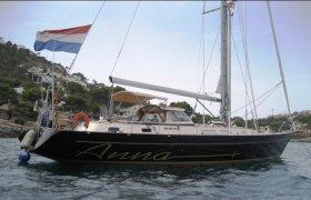 Hallberg Rassy 53 for sale by YachtBid
