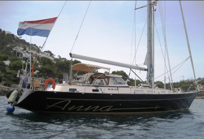 Hallberg Rassy 53 for sale by SchipVeiling