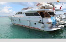 Cantieri Navali Liguri Ghibli, Motorjacht  for sale by SchipVeiling