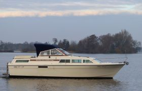 Storebro Royal Cruiser 31 Baltic, Motorjacht  for sale by SchipVeiling