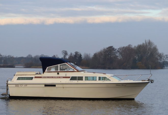 Storebro Royal Cruiser 31 Baltic for sale by SchipVeiling