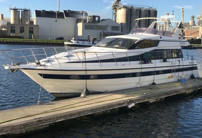 Neptunus 168 Flybridge, Motor Yacht  for sale by SchipVeiling