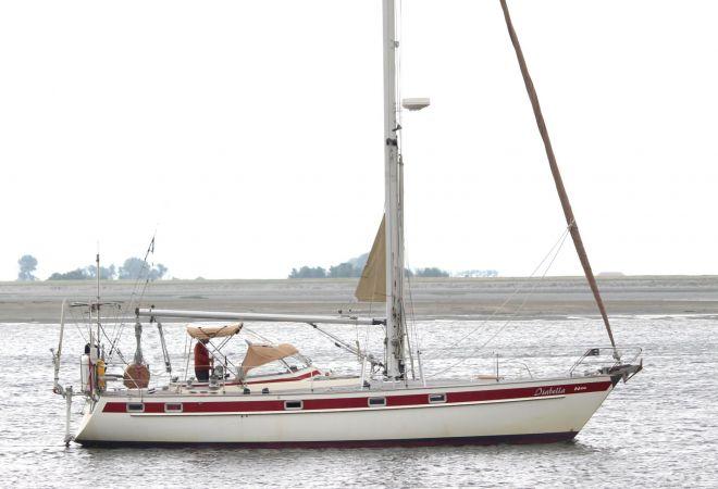 Najad 390, Zeiljacht  for sale by SchipVeiling