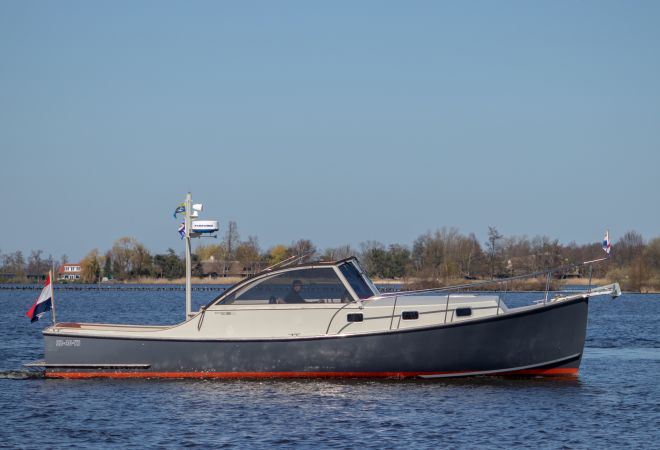 Northern Bay 38, Motor Yacht  for sale by SchipVeiling