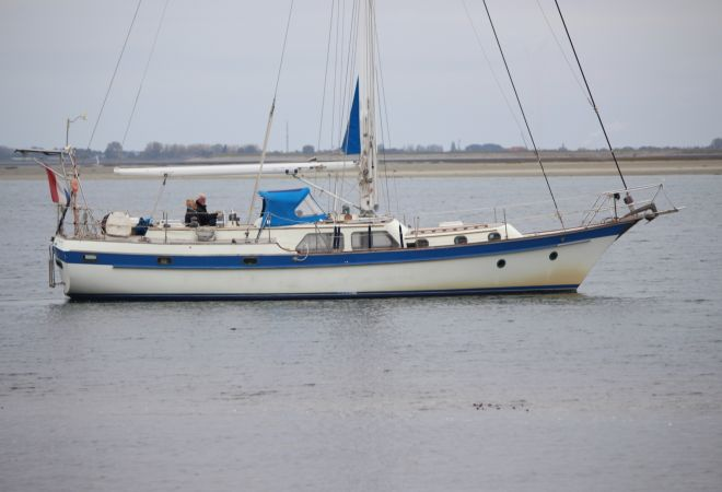 Caribbean Sailing Yachts CSY Walk Through 44, Sailing Yacht  for sale by SchipVeiling