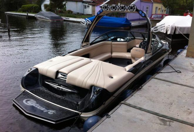Wakecraft ZR6 Nautique, Speedboat and sport cruiser  for sale by SchipVeiling
