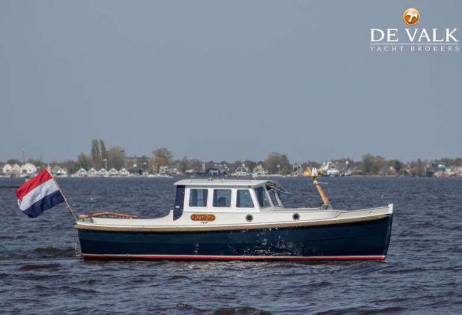 Evon 810 Kajuitsloep, Motorjacht  for sale by SchipVeiling