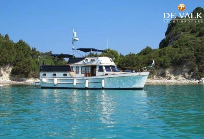 C & L TRAWLER 44 for sale by YachtBid