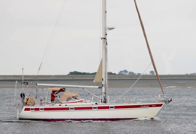 Najad 390, Sailing Yacht  for sale by SchipVeiling