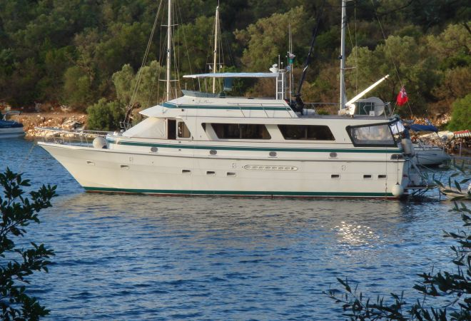 Trader 65, Motor Yacht  for sale by SchipVeiling