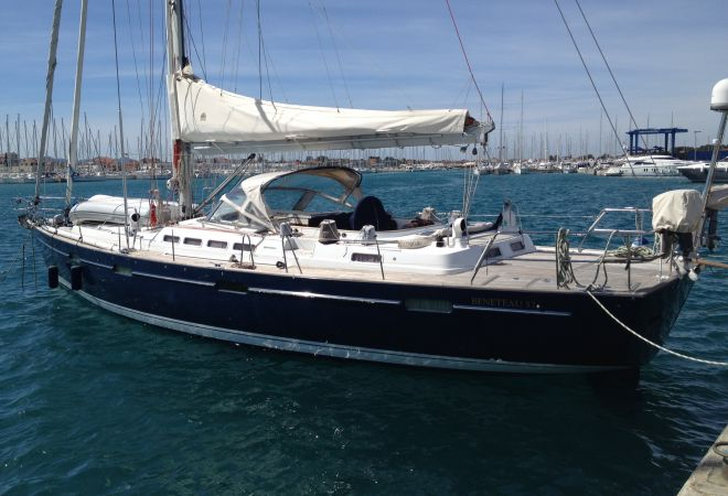 Beneteau 57, Sailing Yacht  for sale by YachtBid