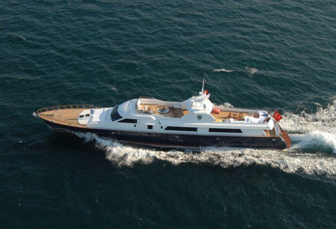 Lürssen 44, Motor Yacht  for sale by YachtBid