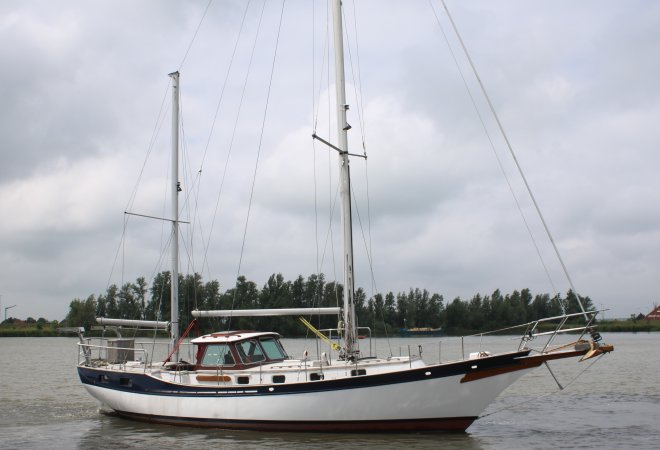 Nordia 45 for sale by SchipVeiling