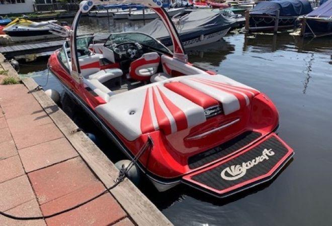 Wakecraft ZR6 Nautique, Speedboat and sport cruiser  for sale by SchipVeiling