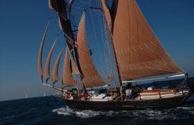 Tallship Rhea Of Nyborg for sale by YachtBid