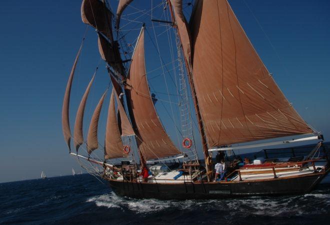 Tallship Rhea Of Nyborg, Sailing Yacht  for sale by YachtBid