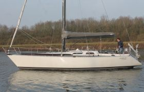 Baltic 38 DP for sale by YachtBid