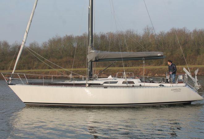 Baltic 38 DP, Zeiljacht  for sale by YachtBid