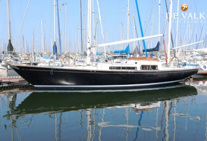 Van De Stadt Rebel 41 for sale by YachtBid