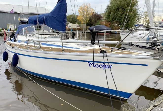 Bavaria 1060, Sailing Yacht  for sale by SchipVeiling