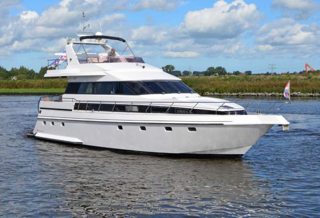 Van Der Valk Vitesse 56/59, Motor Yacht  for sale by YachtBid