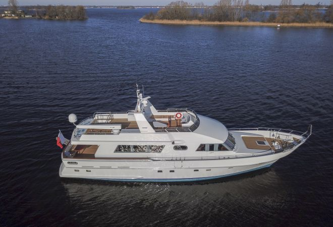 Moonen 72, Motorjacht  for sale by YachtBid