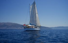 Karatas Ketch 75 for sale by YachtBid