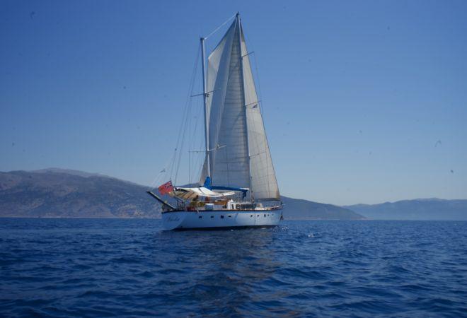 Karatas Ketch 75, Sailing Yacht  for sale by YachtBid