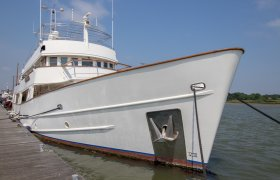 36m Long Range Motor Yacht for sale by YachtBid