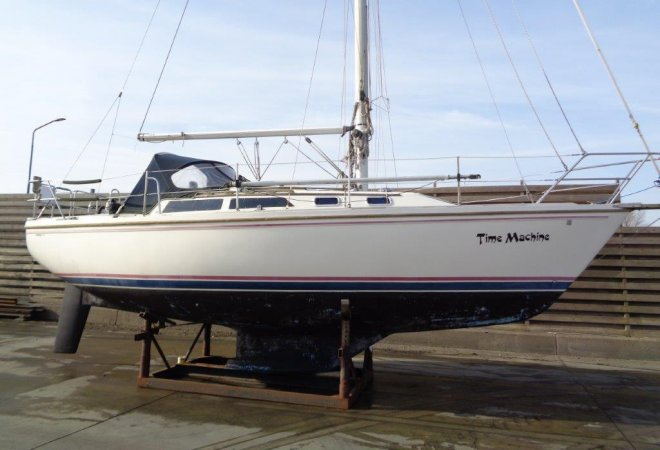 Catalina 30 for sale by SchipVeiling