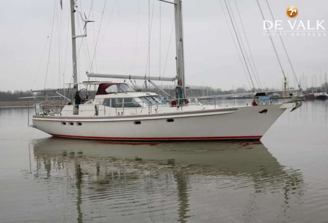 Wever 53 ketch Lifting Keel for sale by YachtBid
