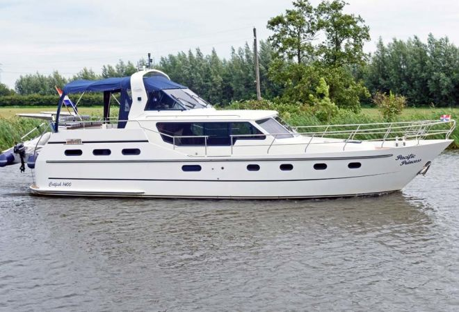 Linskens Catfish 1400, Motorjacht  for sale by YachtBid
