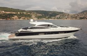 Pershing 56 for sale by YachtBid