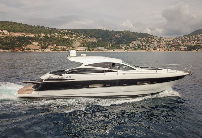 Pershing 56, Motorjacht  for sale by YachtBid