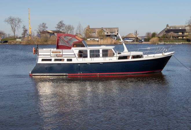 Valkkruiser 1285, Motorjacht  for sale by SchipVeiling