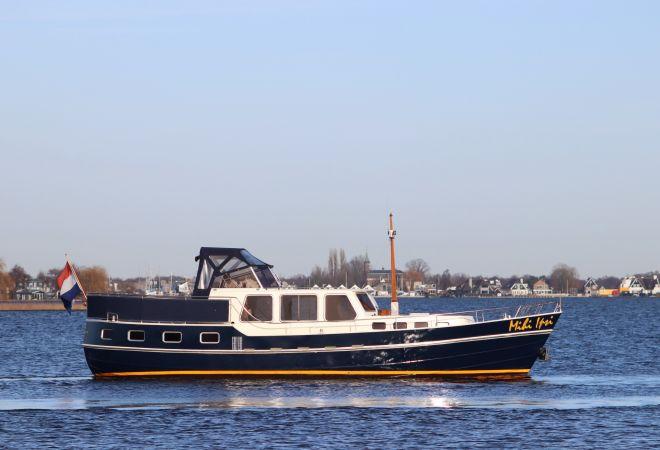 Gillissen Kotter 1230, Motorjacht  for sale by YachtBid