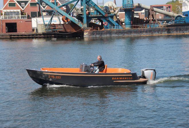 Baaiman 650, Motorjacht  for sale by YachtBid