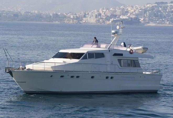 San Lorenzo 62, Motor Yacht  for sale by YachtBid
