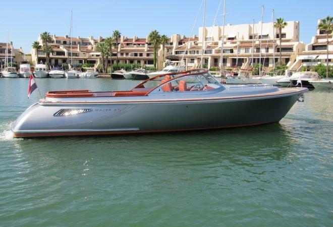 Wajer Yachts 37, Speed- en sportboten  for sale by YachtBid