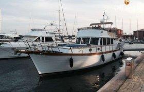 Trawler Naviga 49 for sale by YachtBid