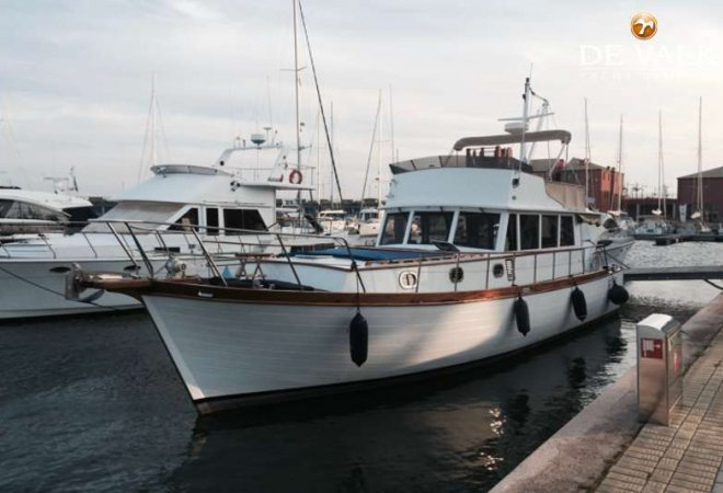 Trawler Naviga 49 for sale by YachtBid