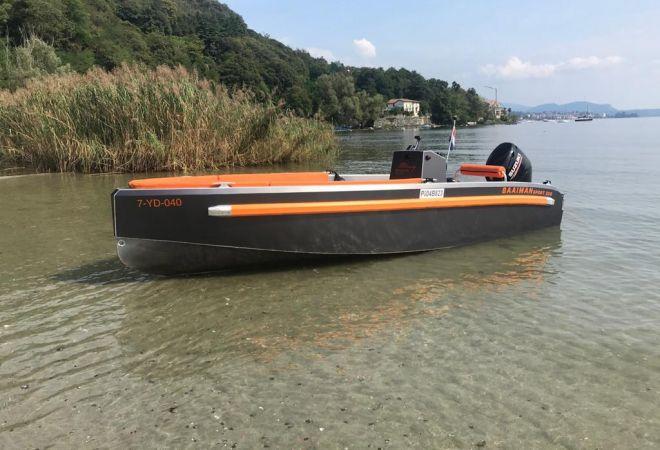 Baaiman Sport 550, Motorjacht  for sale by SchipVeiling