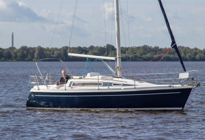 Aloa 28, Sailing Yacht  for sale by SchipVeiling