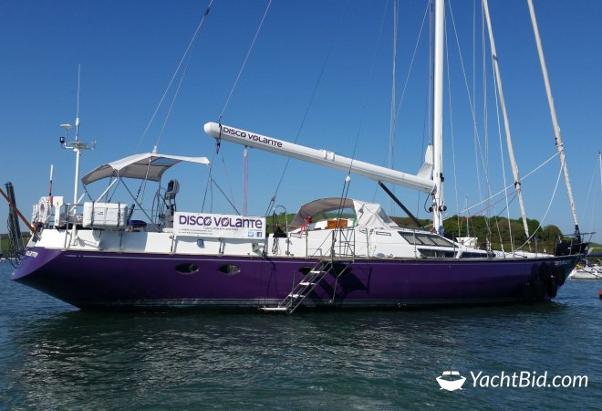 Stefini 66 for sale by YachtBid