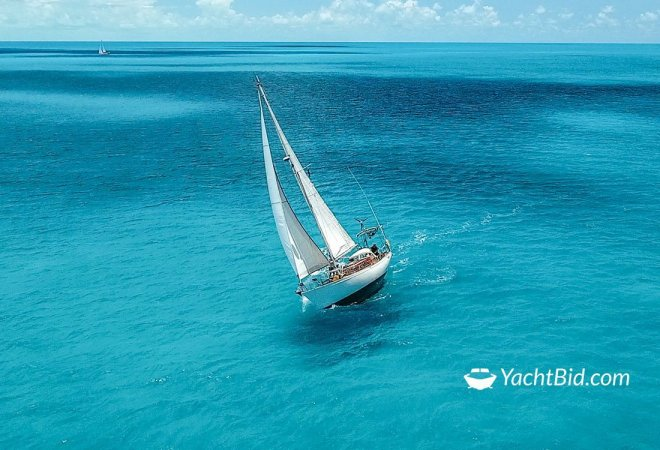 Natascha 40 for sale by YachtBid