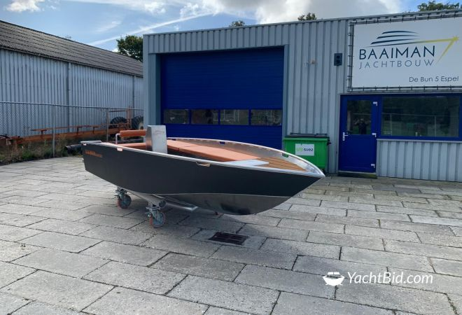 Baaiman SLIM 550 (Nieuw), Sloep  for sale by SchipVeiling