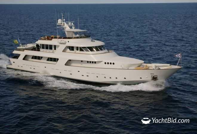 C.R.N. Nordic Star, Motorjacht  for sale by YachtBid